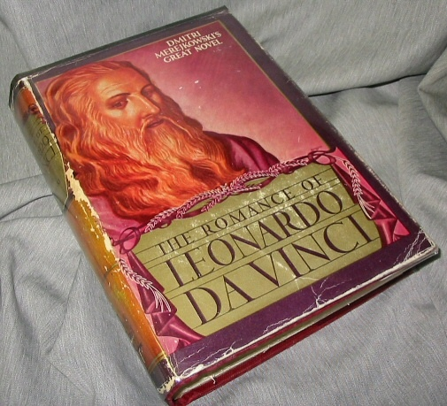The Romance of Leonardo Da Vinci, Merejkowski, Dmitri