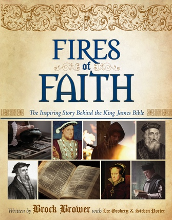 Fires of Faith -  The Coming Forth of the King James Bible, Dabis, Mitch