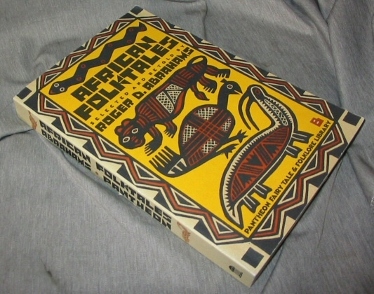 African Folktales, Abrahams, Roger