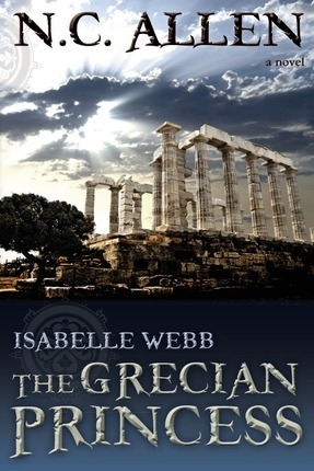 Isabelle Webb - The Grecian Princess, Allen, N. C.