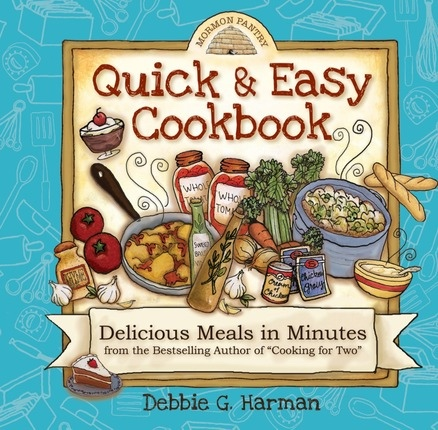 Quick and Easy Cookbook -  Delicious Meals in Minutes, Harman, Debbie G.