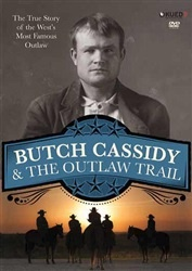 Butch Cassidy and the Outlaw Trail ( DVD), John Howe, Narrated by Hal Holbrook