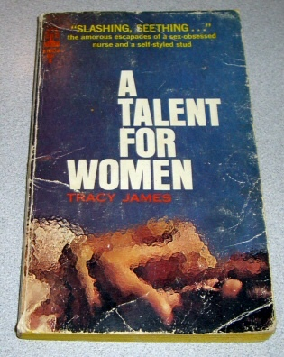 A Talent For Women - [Softcover Library B1047X ], James, Tracy
