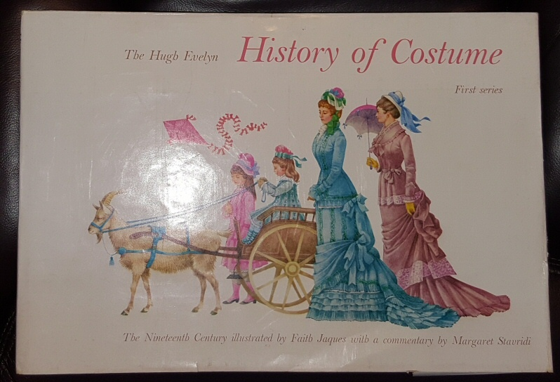 Image for The Hugh Evelyn History of Costume [First Series] The Nineteenth Century