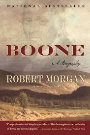 Boone  A Biography, Morgan, Robert