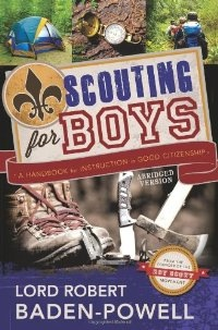 Image for Scouting For Boys -  A Handbook for Instruction in Good Citizenship