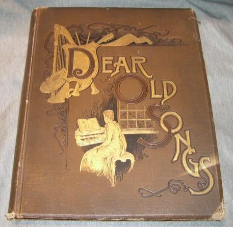Dear Old Songs -, Various