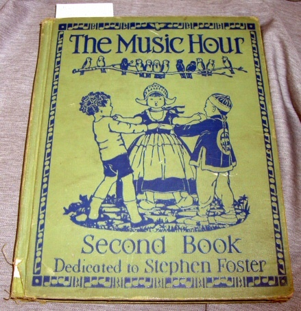 The Music Hour -  Second Book, McConathy, Osbourne