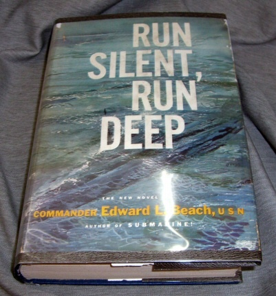 Run Silent, Run Deep, Beach, Commander Edward