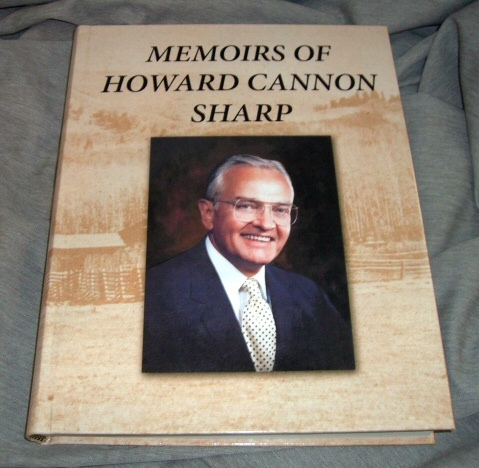 Image for Memoirs of Howard Cannon Sharp