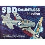 SBD Dauntless - In Action, Stern, Rob