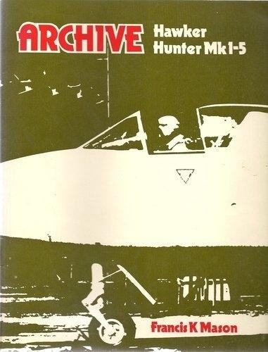 Archive: Hawker Hunger MK 1-5, Mason, Francis K.