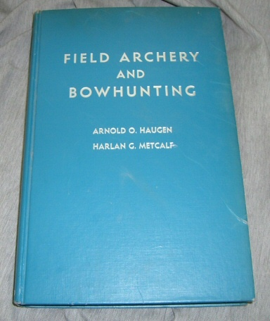 Image for Field Archery and Bowhunting