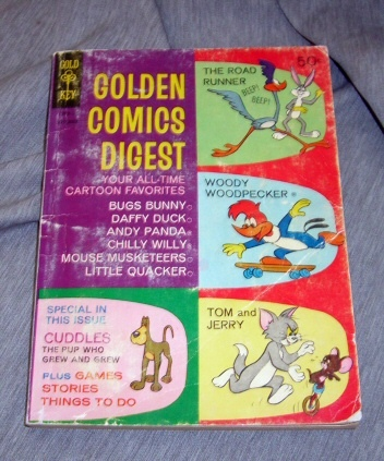 Golden Comics Digest September 1969, Golden Comics Digest