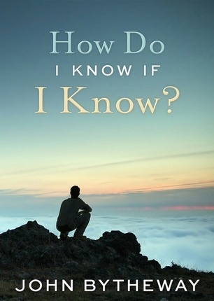 How Do I Know If I Know?, Bytheway, John