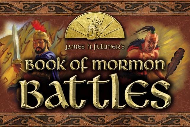 Book Of Mormon Battles -, Fullmer, James H.