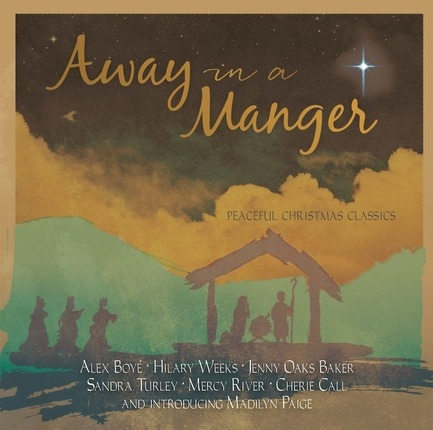 Away in a Manger (CD) Peaceful Christmas Classics, Various Artists