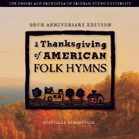 A Thanksgiving of American Folk Hymns, Various & David Dalton