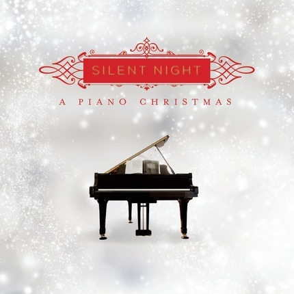 Silent Night - A Piano Christmas (CD), Merritt, Christopher