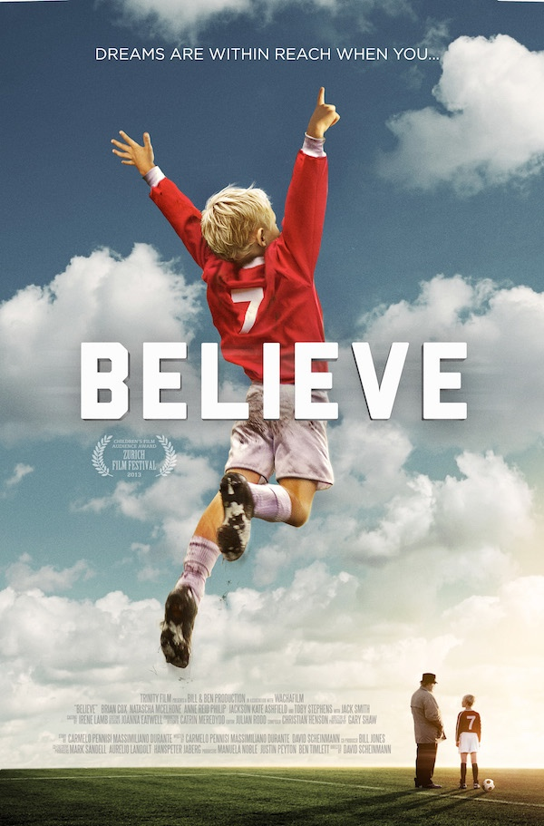 Believe (Dreams Are Within Reach When You Believe) DVD