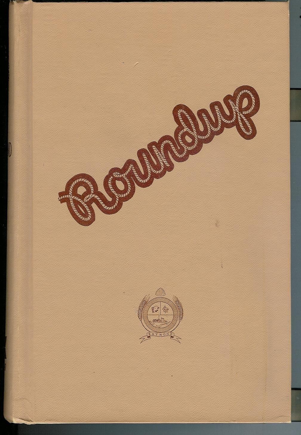 Roundup. Raymond 1902-1967, Hicken, J. Orvin