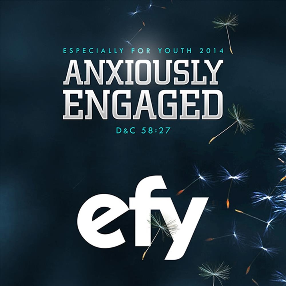 EFY 2014: Anxiously Engaged (CD), Various Artists