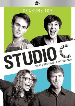 Studio C (DVD) The Hit Sketch Comedy Series from BYUTV