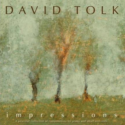 Impressions (David Tolk) Music CD, Tolk, David