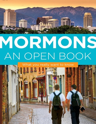 Mormons: An Open Book, Sweat, Anthony