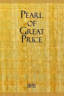 Pearl of Great Price 1851 (Reprint), Smith, Joseph Jr.