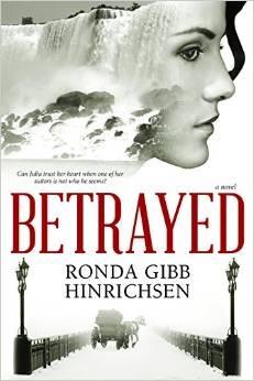 Betrayed, Hinrichsen, Ronda Gibb