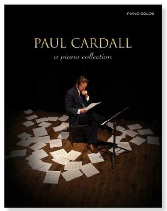 A Piano Collection Songbook, Cardall, Paul