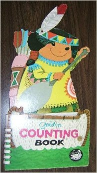 Golden Counting Book (Golden Play and Learn Book)
