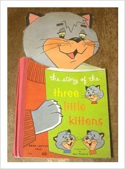 The story of the three little kittens / illustrated by Nan Pollard