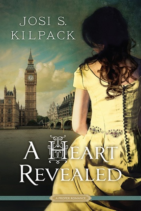 A Heart Revealed, Kilpack, Josi S.
