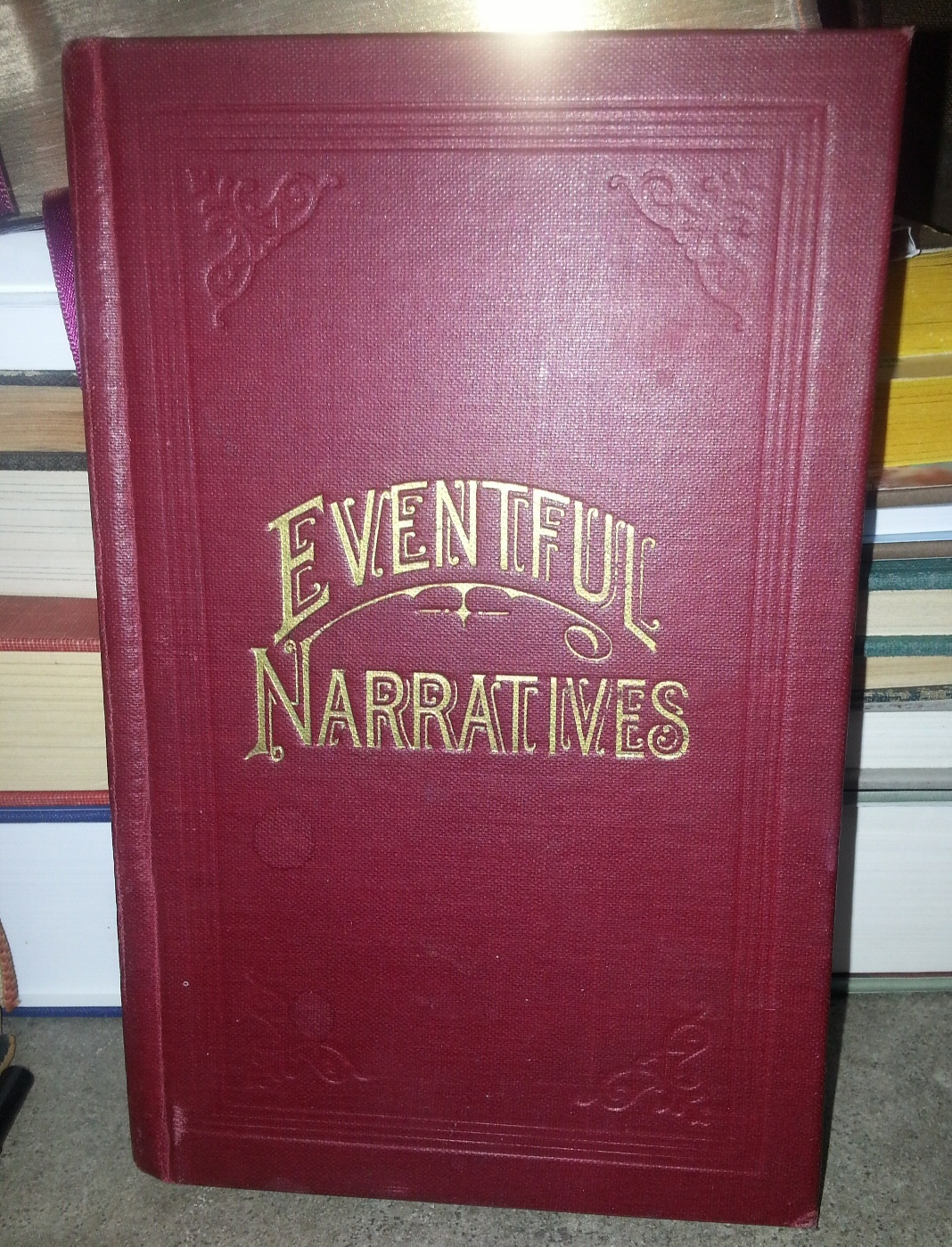 Eventful Narratives - Faith Promoting Series, Vol 13, Office of the Salt Lake City Juvenile Instructor