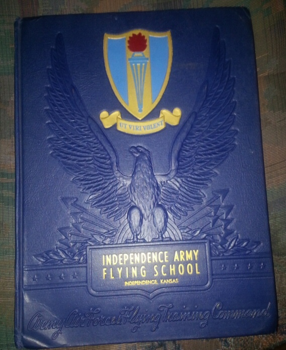 Independence ARMY FLYING SCHOOL; Independence, Kansas, 1943 - yearbook