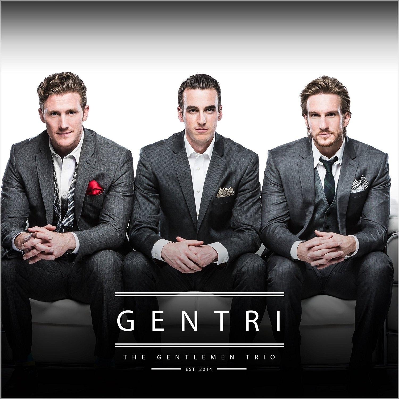 Gentri - The Gentlemen Trio, Elliott, Casey & Brad Robins & Bradley Quinn Lever & Stephen Nelson & Anjanette Mickelsen & Jeremy Christensen