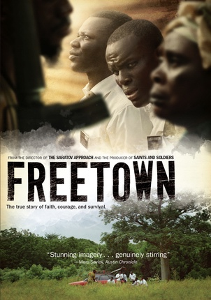 Freetown (Blu-Ray), Henry Adofo (Actor), Michael Attram (Actor), Garrett Batty (Director)