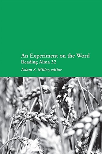 An Experiment on the Word, Miller, Adam S.