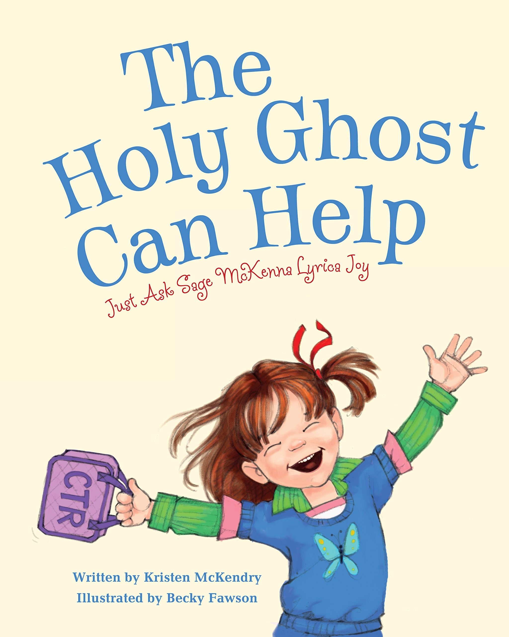 The Holy Ghost Can Help  Just Ask Sage Mckenna Lyrica Joy