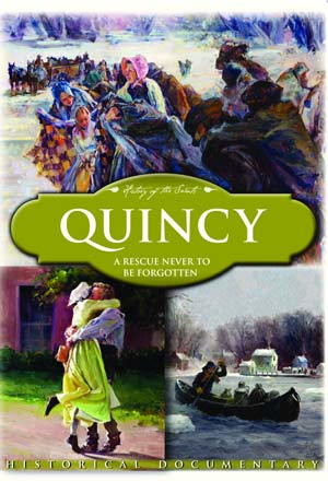 Quincy: A Rescue Never To Be Forgotten, Rawson, Glenn