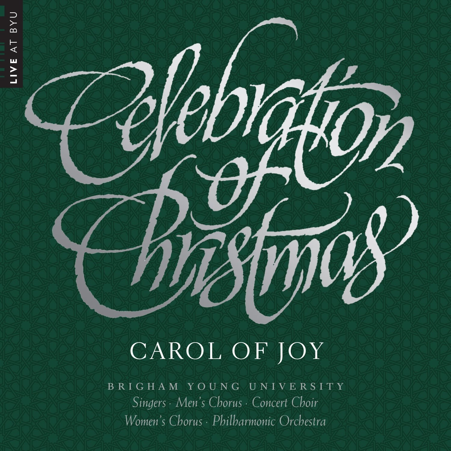 Celebration of Christmas: Carol of joy (Music CD)