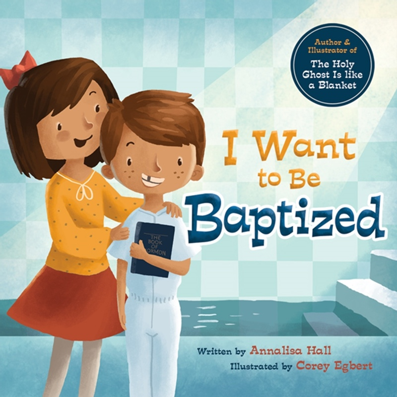 I Want to Be Baptized, Hall, Annalisa