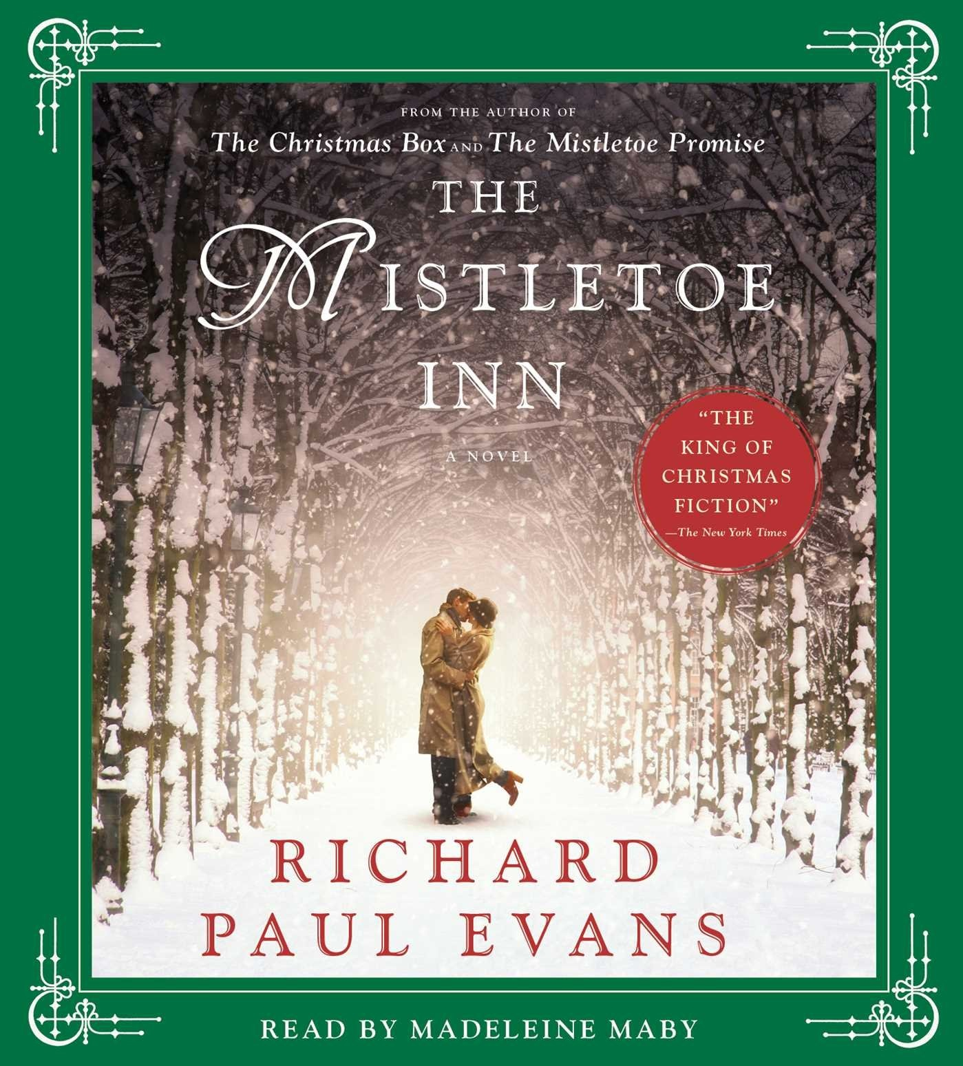 The Mistletoe Inn  A Novel