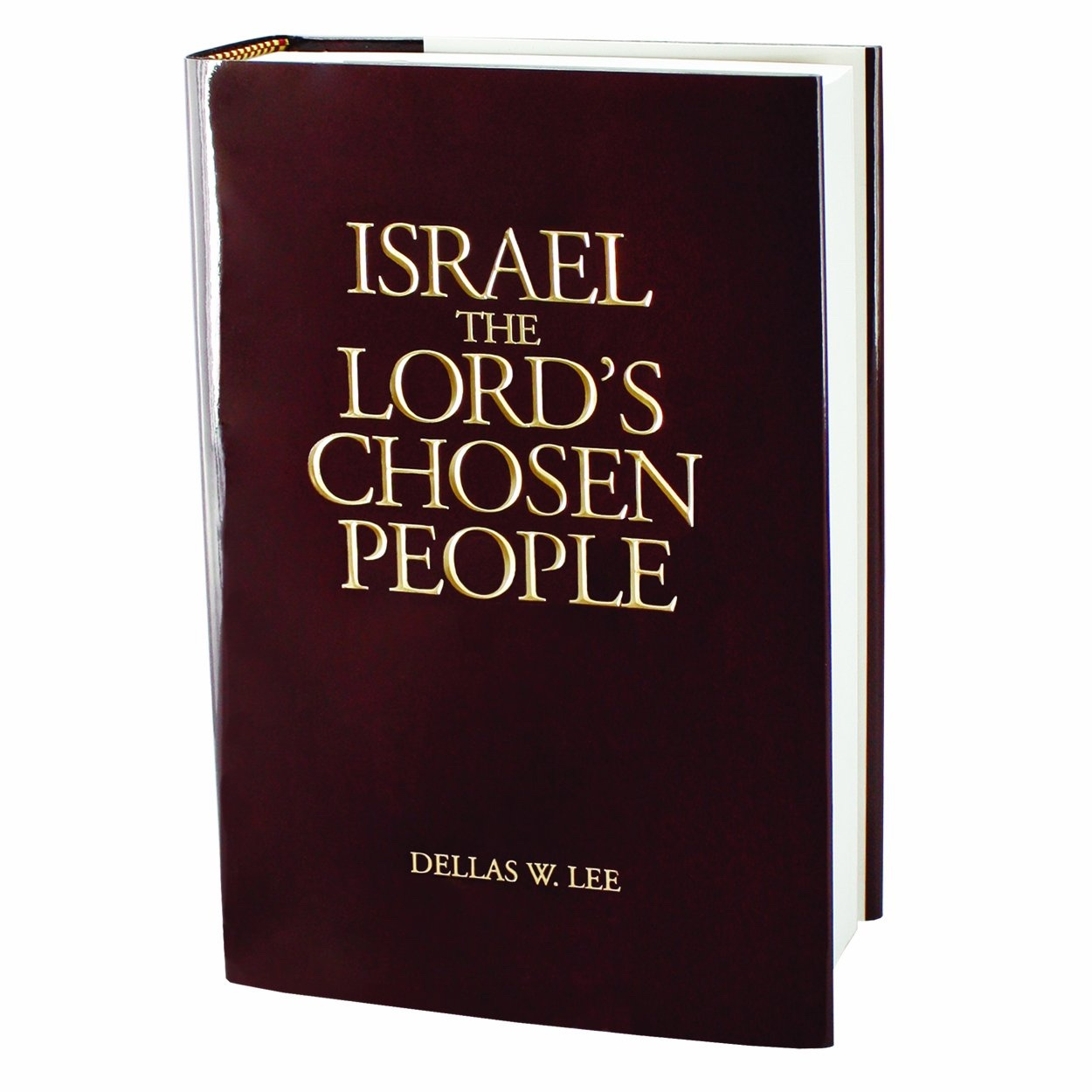 Israel, The Lord's Chosen People, Lee, Dellas W.