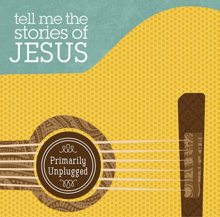 Tell Me the Stories of Jesus (Music CD)