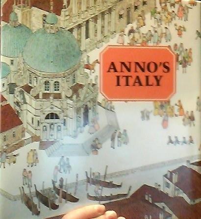 Anno's Italy, Anno, Mitsumasa