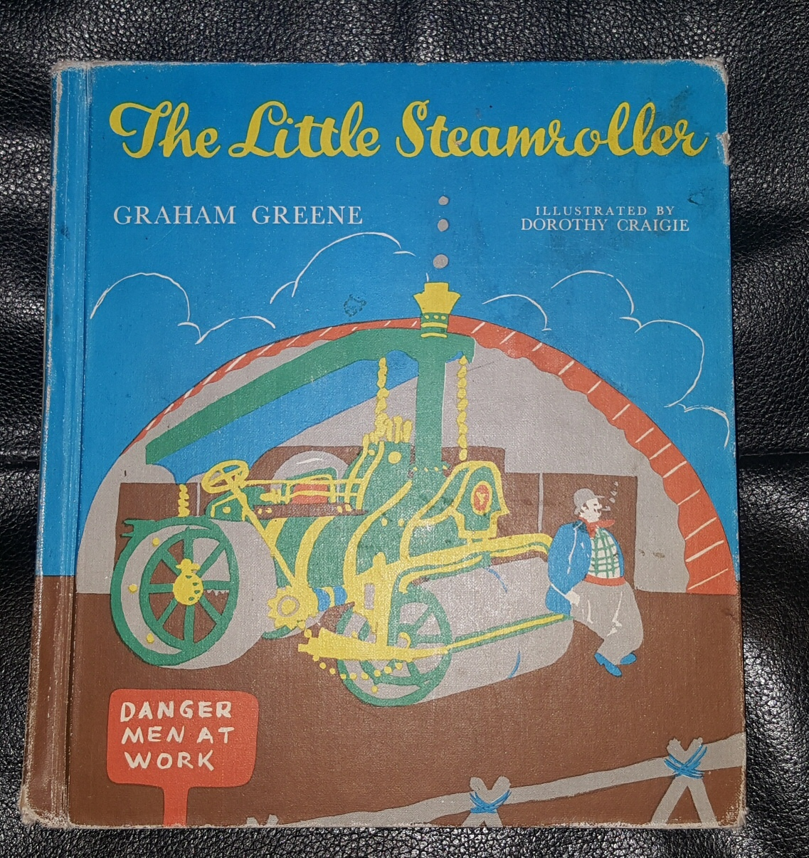 The Little Steamroller;   A Story of Adventure, Mystery, and Detection, Greene, Graham