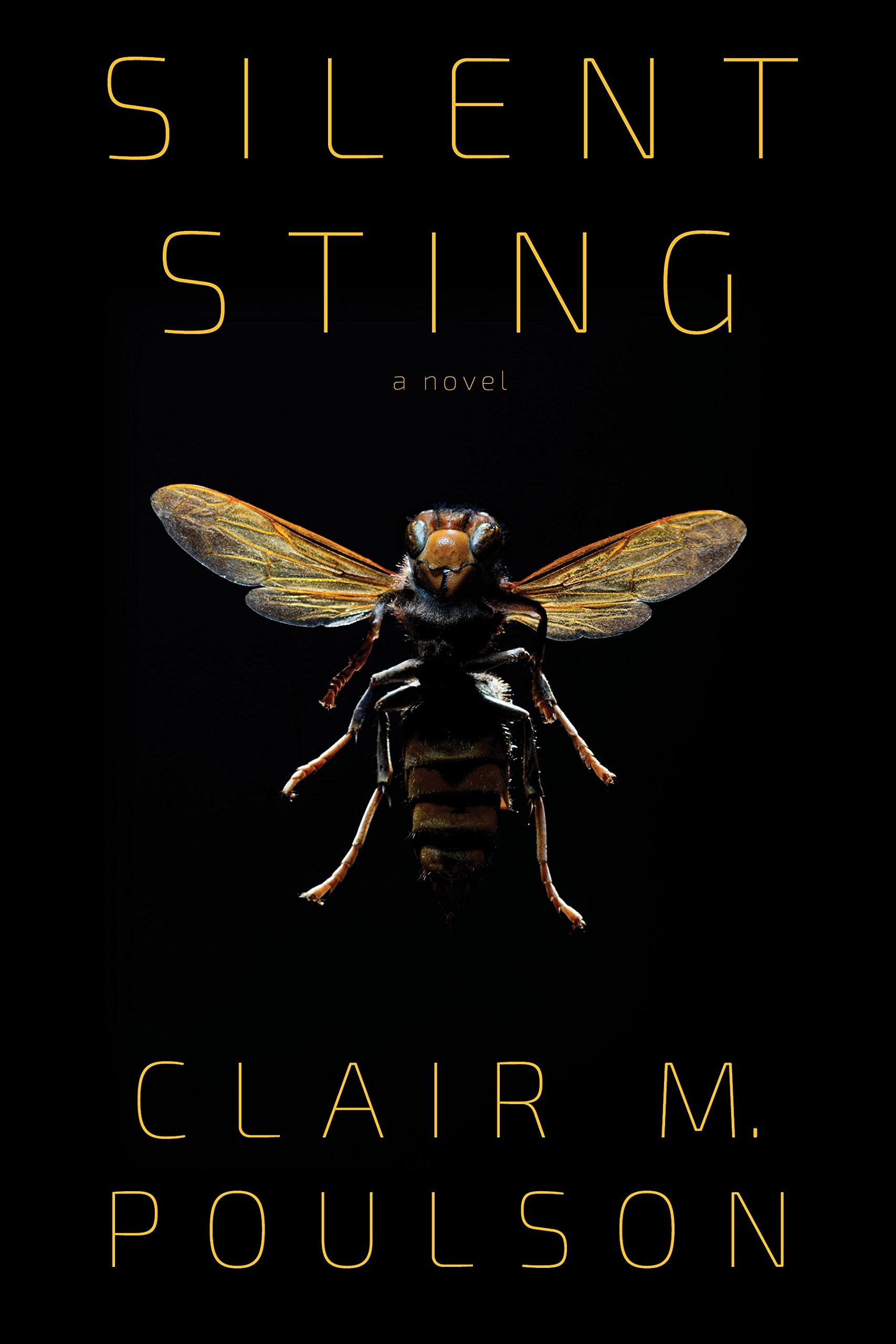 Silent Sting, Poulson, Clair M.